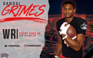 Blame it on the city: Randal Grimes is finally back home