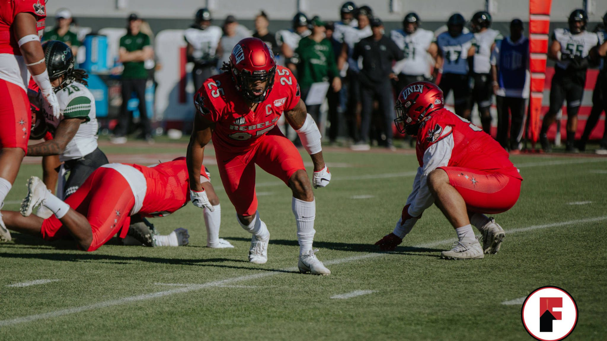 UNLV's Defense Makes the Transition to a 3-3-5 Stack for 2020